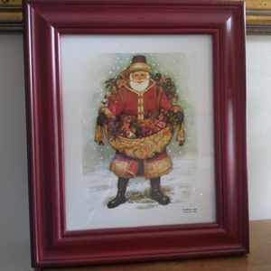 St Nick Christmas picture